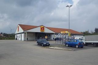 Zentraler Lebensmittelmarkt in Osterfeld