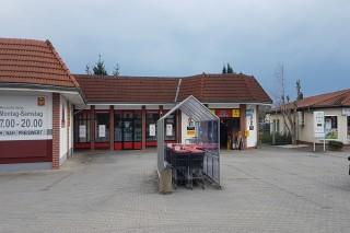 Nahversorgungszentrum in Muldenstein