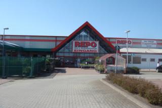 Fachmarkt mit REPO in Zerbst, Sachsen-Anhalt