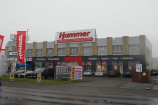 Fachmarkt mit HAMMER in Würselen, Nordrhein-Westfalen